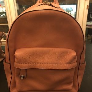 Coach Campus Backpack Pink